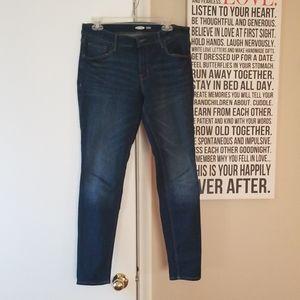 Old Navy Rockstar Tall Jeans